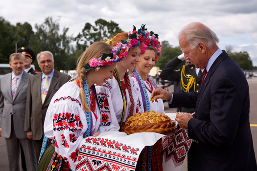 Joe Biden Has A Big Ukraine Problem