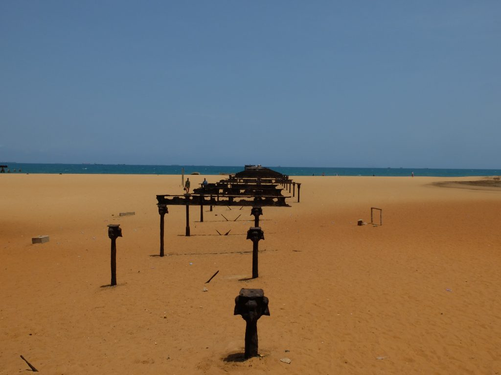 In Tropical Togo Ruins of a Former German Colonial Empire Abound