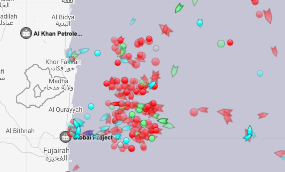 """MYSTERY AFTER """"SABOTAGE"""" OF OIL TANKERS IN GULF OF OMAN"""