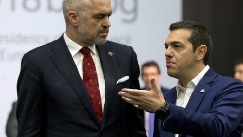 Tsipras Hints At Possible Different Decisions On Albania And N.Macedonia On EU Accession Talks