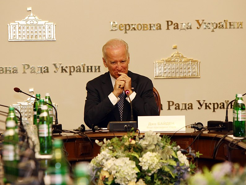 Leaked Ukrainian Memo Shows Prosecutors Accuse Biden Of Getting 'Unlawful Benefit'