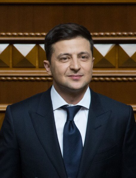 Ukrainian President Zelenskiy Says First Decree Will Be To Dissolve Parliament