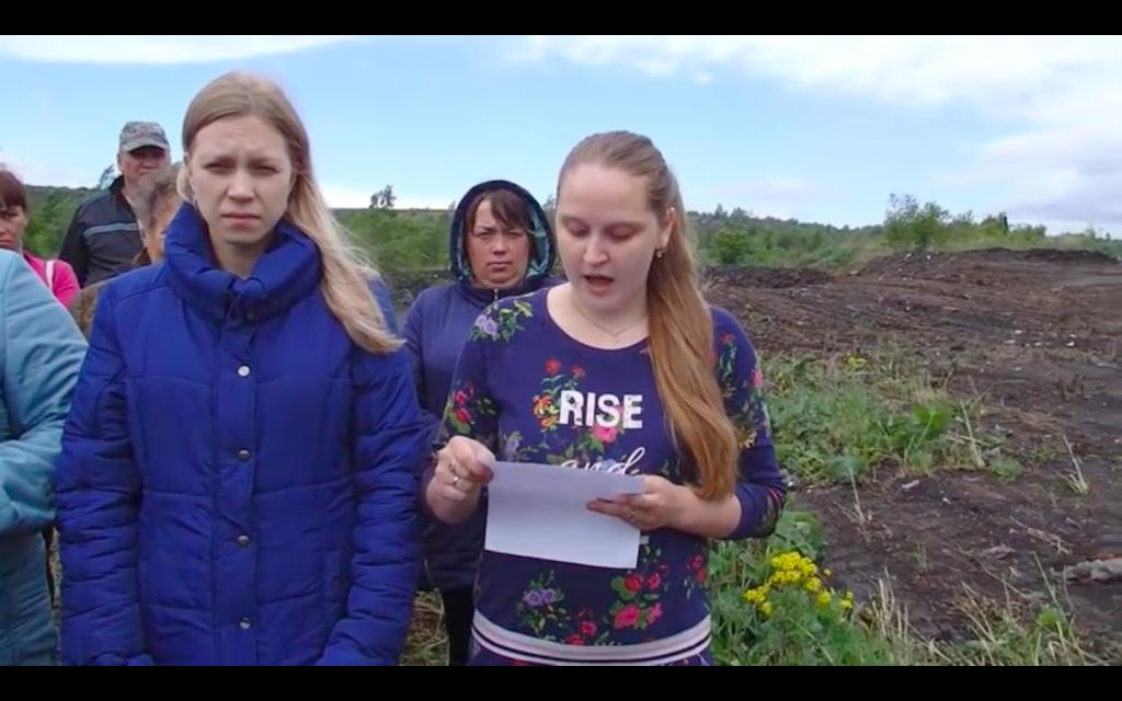 Siberian Residents Beg For Environmental Asylum In Canada