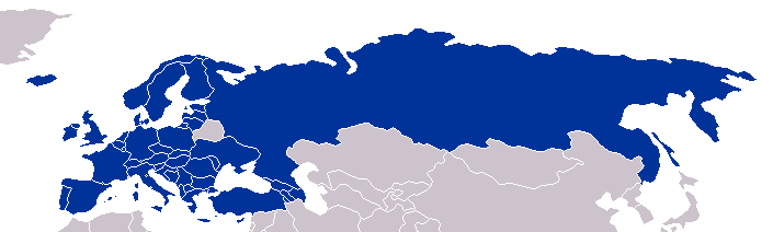 Former Soviet Territories And Satellites Walk Out Of Council Of Europe Session Over Russian Reinstatement