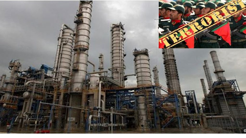 New US Sanctions Against Iranian Petrochemical Industry Are Punitive Action Against terrorism