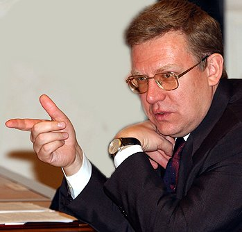 Russia's Economic Truth Teller Kudrin Says Protests Will 'Explode' If Economy Doesn't Improve