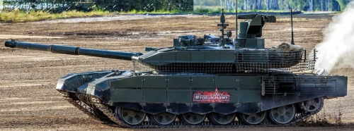Russian Military To Receive 400 Armored Vehicles In 2019