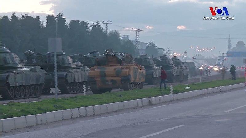 Turkey's Arms Diplomacy