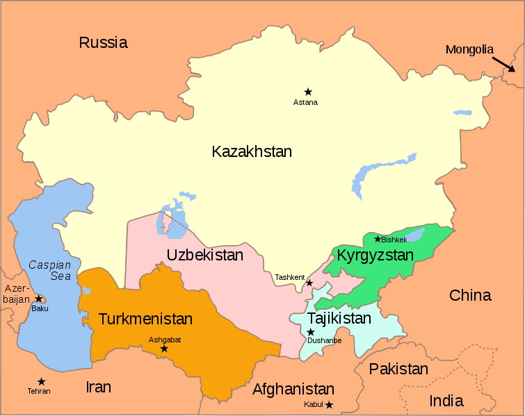 Tajik, Kyrgyz Presidents Hold Talks Amid Border Tensions