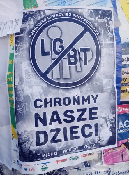'LGBT-Free Zone' Push In Poland Draws Fire From U.S. Ambassador