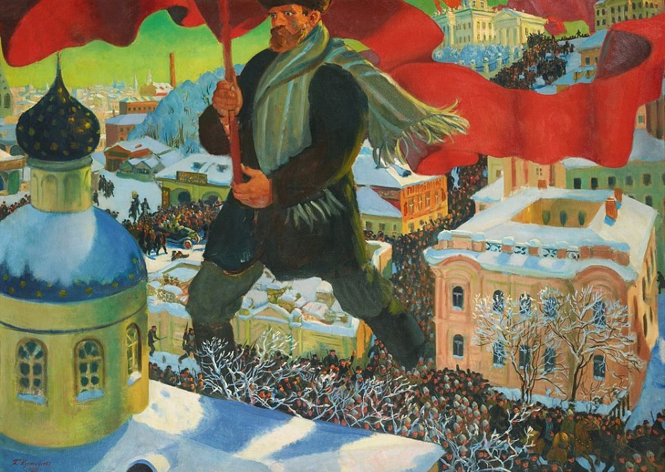 The Hi-Tech Traditionalist: The Bolshevik Takeover Of America Part I – Agitprop