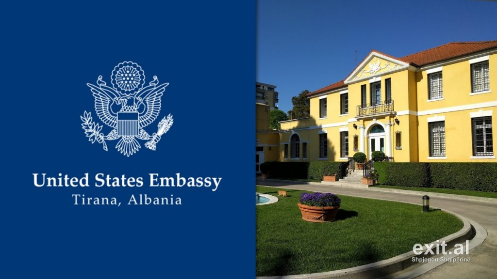 "US Embassy Tirana: There Will Be A Constitutional Court ""Soon"""