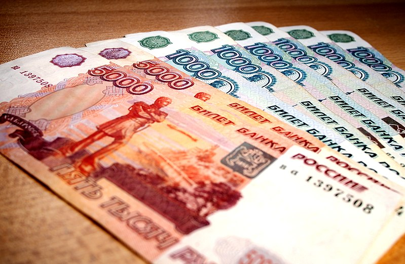 Russian Ruble Sells Off On More US Sanctions