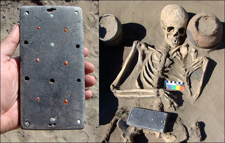 Archaeologists Stunned At iPhone-Like Object Found In 2100 Siberian Grave – Tsarizm