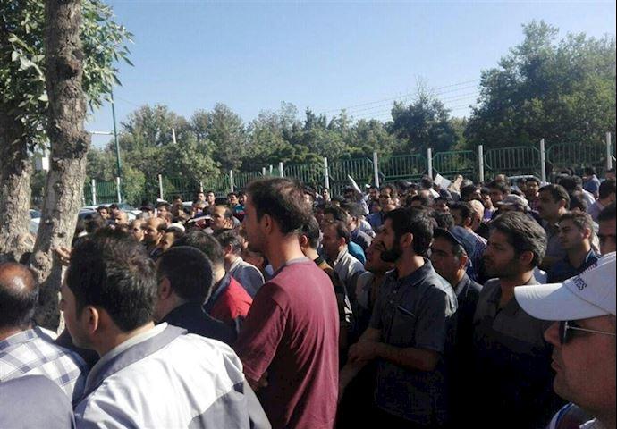 Iran Resembles A Powder Keg As Protests Continue