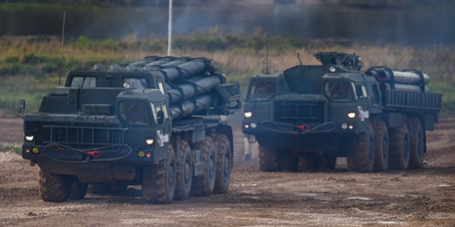 Contract for Tornado-S MLRS