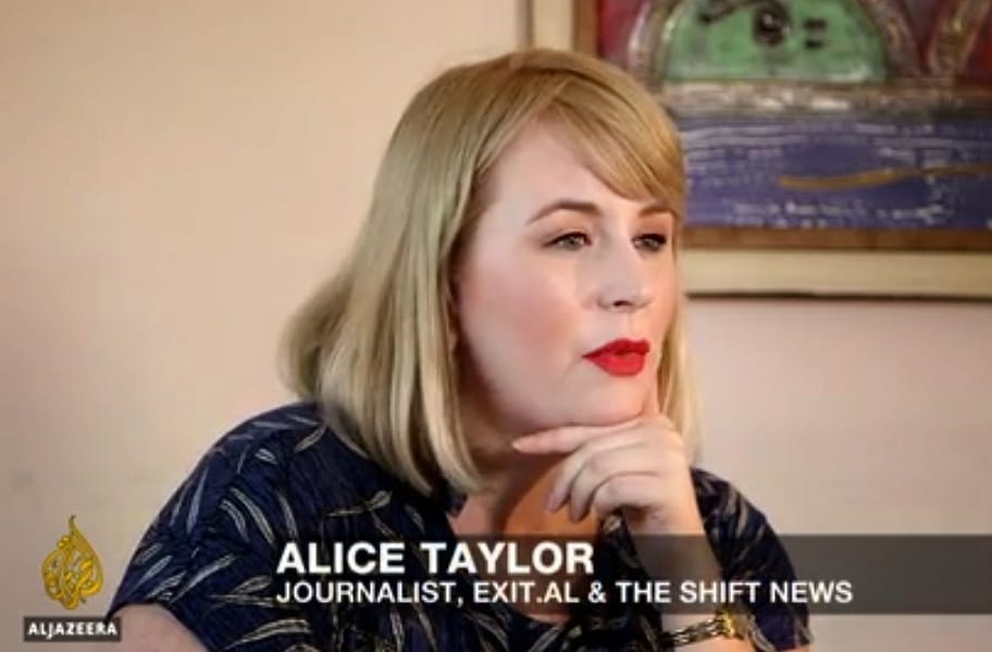 British Journalist Alice Taylor Wins Case Against Albanian Immigration Police
