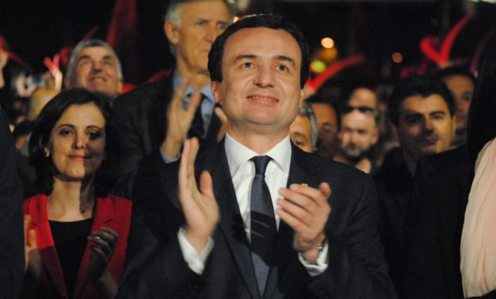 "Leader of Kosovo's Lëvizja Vetëvendosje (LVV) party, Albin Kurti stated that Albania's Prime Minister Edi Rama does not support the exchange of territories between Kosovo and Serbia. The center-left LVV came first in the last snap general elections, with Kurti expected to become the country's prime minister in a coalition with the center-right Lidhja Demokratike e Kosovës (LDK). Kurti met with Rama in the latter's office in Tirana for about 5 hours yesterday, after which he stated: The prime minister of the Republic of Albania does not support the exchange of territories [between Kosovo and Serbia] Kurti had earlier argued that his previously ""very good"" relationship with Rama had become cold after the latter's support of Kosovo's President Hashim Thaçi and his plan for a Kosovo-Serbia agreement through land swap. The two hadn't met since 14 months, according to Kurti. Two years ago he had also opposed Rama's suggestion for Kosovo politicians to approve an agreement for border demarcation between Kosovo and Montenegro, which was eventually approved later. However, in an interview with ABC News yesterday, Kurti emphasized that despite possible differences between their leaders, the Albanian people in both countries expect their governments to collaborate closer than before. When asked whether he truly believed that Rama would not support a plan for territorial swap, Kurti replied: ""That's what he told me, and that's what I want to believe and what I have to believe."" Rama had earlier expressed his support for any agreement between Kosovo and Serbia supported by both countries. He had not excluded a potential territorial swap but had instead claimed that ""borders will surely change"", while comparing the Kosovo-Serbia dialogue with talks between Albania and Greece or Kosovo and Montenegro to delineate their borders. Kosovo's Prime Minister Ramush Haradinaj, who is in staunch opposition to the land swap, had claimed that Rama favored it and supported President Hashim Thaçi in this plan. Several politicians in Kosovo, Serbia, Albania and internationally claimed back then that Rama supported the plan pushed forward by President Hashim Thaçi of Kosovo and President Alexandar Vučić of Serbia. In addition, like many supporters of such alleged and unexposed plan, Rama had excluded support for new borders along ethnic lines, which in any case would be virtually impossible given that people of Serbian ethnicity live throughout all Kosovo. Kurti added that Rama's statements in the past were a result of him not wanting to contradict President Hashim Thaçi. It is my impression that the prime minister of Albania could not go against the president of Kosovo, that's why we have such statements by him. Asked on his future government's view on a possible unification of Albania and Kosovo, Kurti said that the two governments should start from an analysis of outcomes for bilateral agreements they have already signed: Unification of Albania and Kosovo in all spheres, through integration and steps that bring them closer should bring about the full implementation of existing agreements and the signing of new ones. I would say [we need] to move from the common statement of strategic collaboration to some kind of interstate treaty, in order to have mechanisms and common institutions, and not only this kind of agreements that in any case are bilateral and determine us as separate parties. The leader of LVV added that once his government is formed, the two countries ""will have the best relations they ever had to date, as never before, toward coming closer together, integration and unification."" Regarding the tariff imposed by the Haradinaj government on goods imported from Serbia, Kurti said that instead of removing it they will push for ""full political, economic and trade reciprocity"" with Serbia."