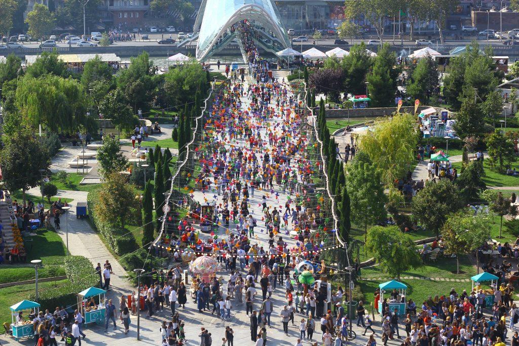 """Tbilisoba"" - Celebrating Capital City Day In Georgia"