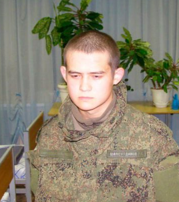 Russian Military Mass Shooter - He Simply Couldn't Take It