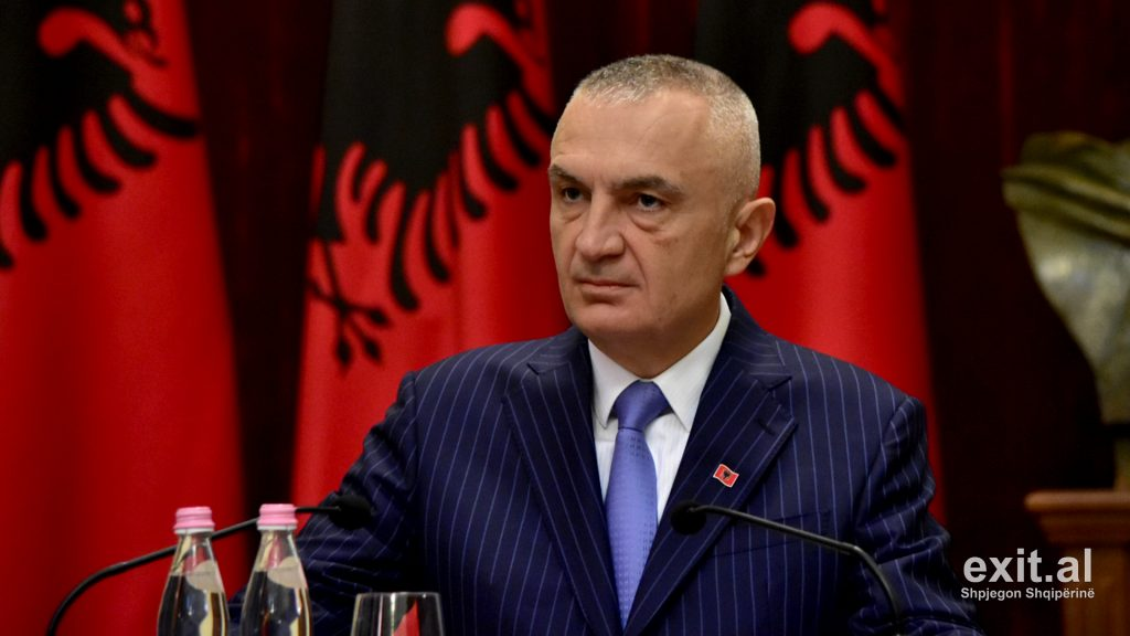 Albanian President Declares OSCE Ambassador 'Unwelcome' In His Office
