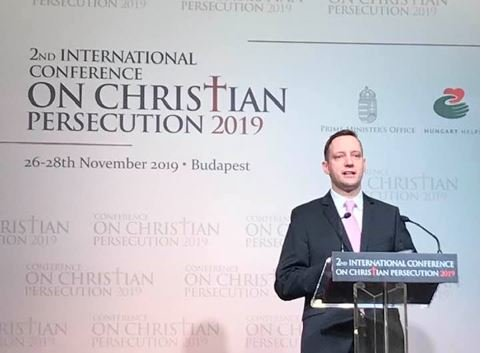 Second International Conference On Christian Persecution Hosted By Victor Orban
