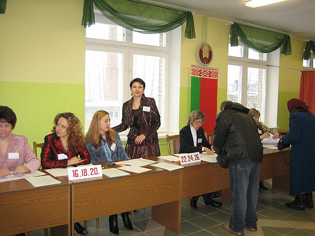 Belarusian Elections: An Imitation Of Democracy