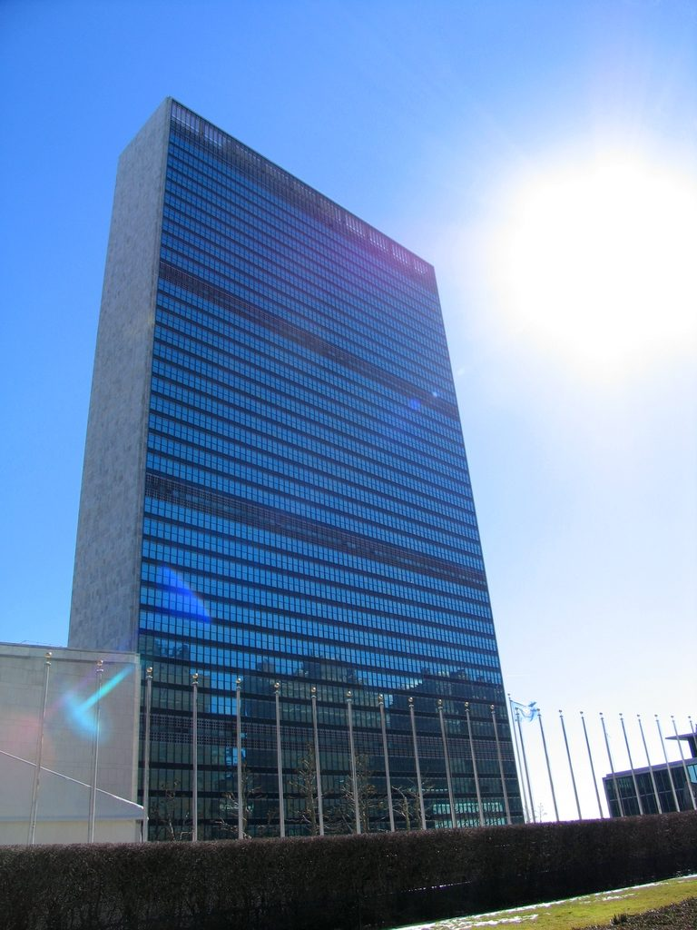 Russia Tries And Fails To Move UN Meetings Out OF US Over Visa Denials