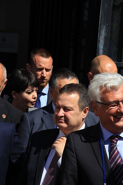Russia Touts Serbian President's Assertion Belgrade Will Not Join NATO