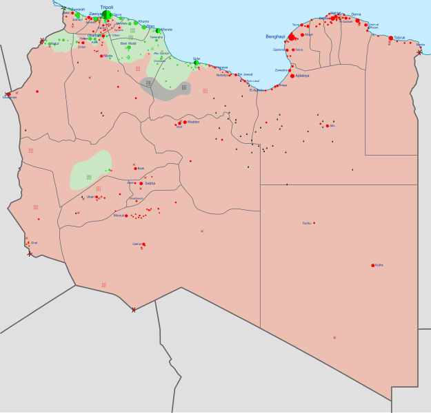 Libya To Send List Of 800 Russian Mercenaries To Moscow