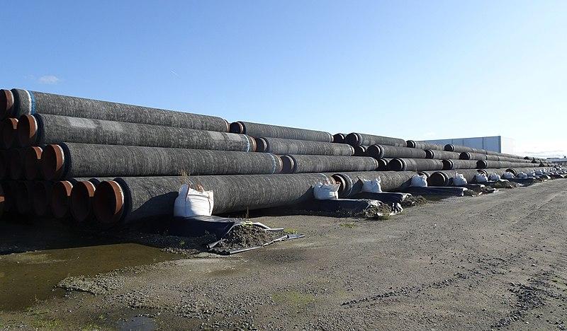 US Sanctions Nord Stream II In Bid To Halt Construction