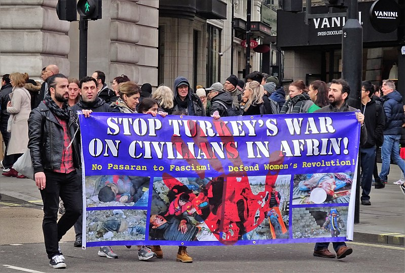 Turkey Blackmails NATO In Baltics To Help It Fight Syrian Kurds