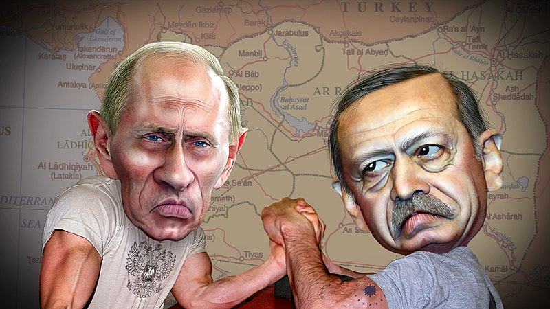 Putin To Visit Turkey For TurkStream Launch, And Discuss Thorny Libyan Issue