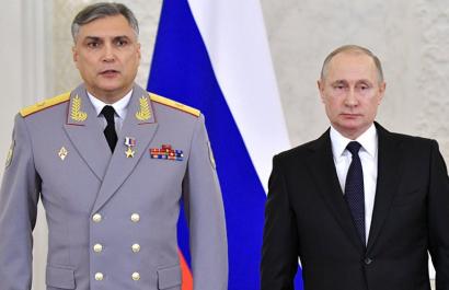 """Russia's """"Chekist"""" Matovnikov"""