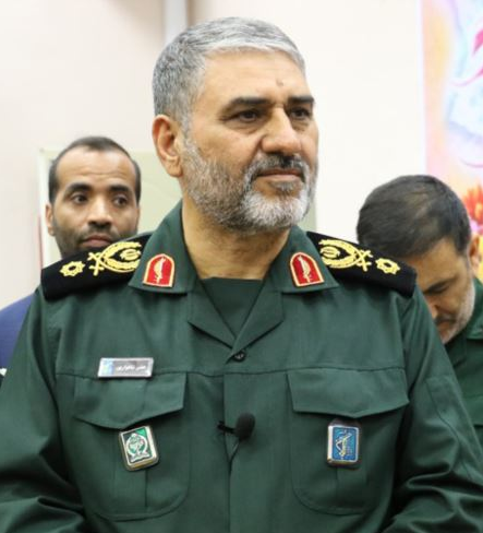 US Sanctions IRGC Commander That Massacred Dozens Of Iranian Protesters In Mahshahr