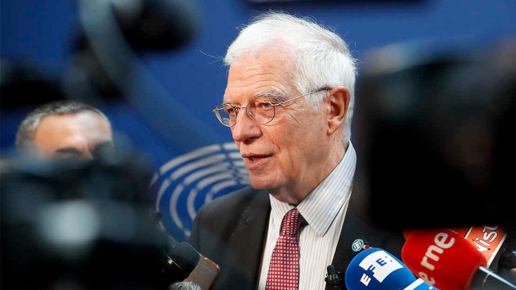 Borrell Discusses Appointment Of EU Special Envoy With Kosovo And Serbia Leaders