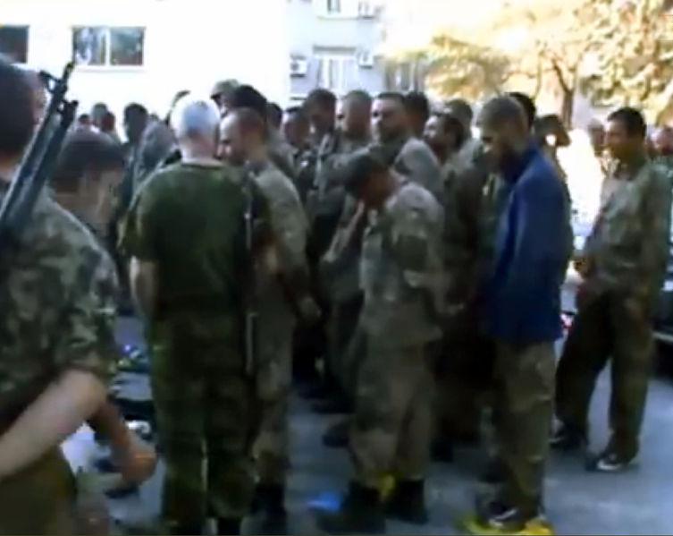 Ukraine Declares It Wants Large Prisoner Swap In Donbass Before Next Normandy Summit