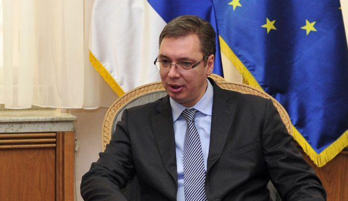 Vucic: Serbia Will Face Ultimatum On Kosovo Independence