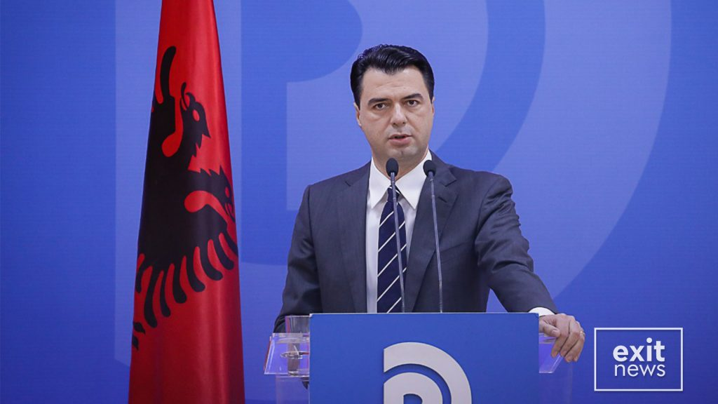 Albanian Opposition Leader Accuses Government of Forcing Albanians to Leave the Country