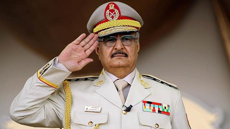 General Haftar In Libya Joins With Assad