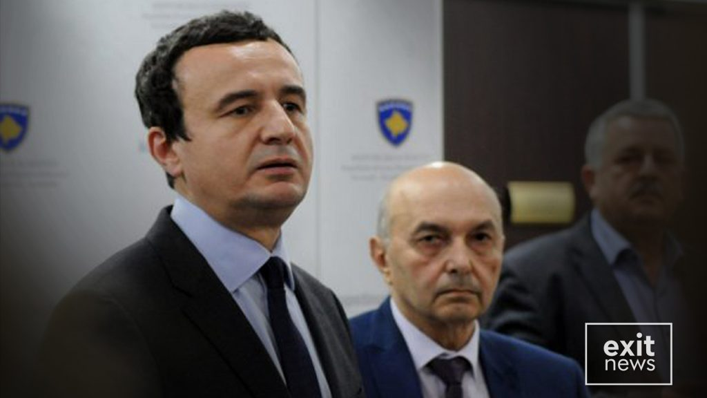 Kosovo's Governing Coalition In Crisis, After PM Kurti Fires The Minister Of Interior