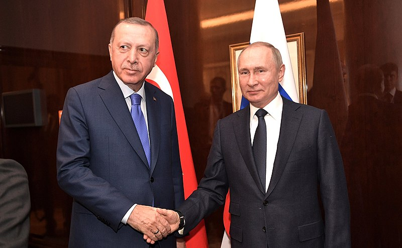 Moscow Meeting Between Putin, Erdogan Produces Idlib Ceasefire