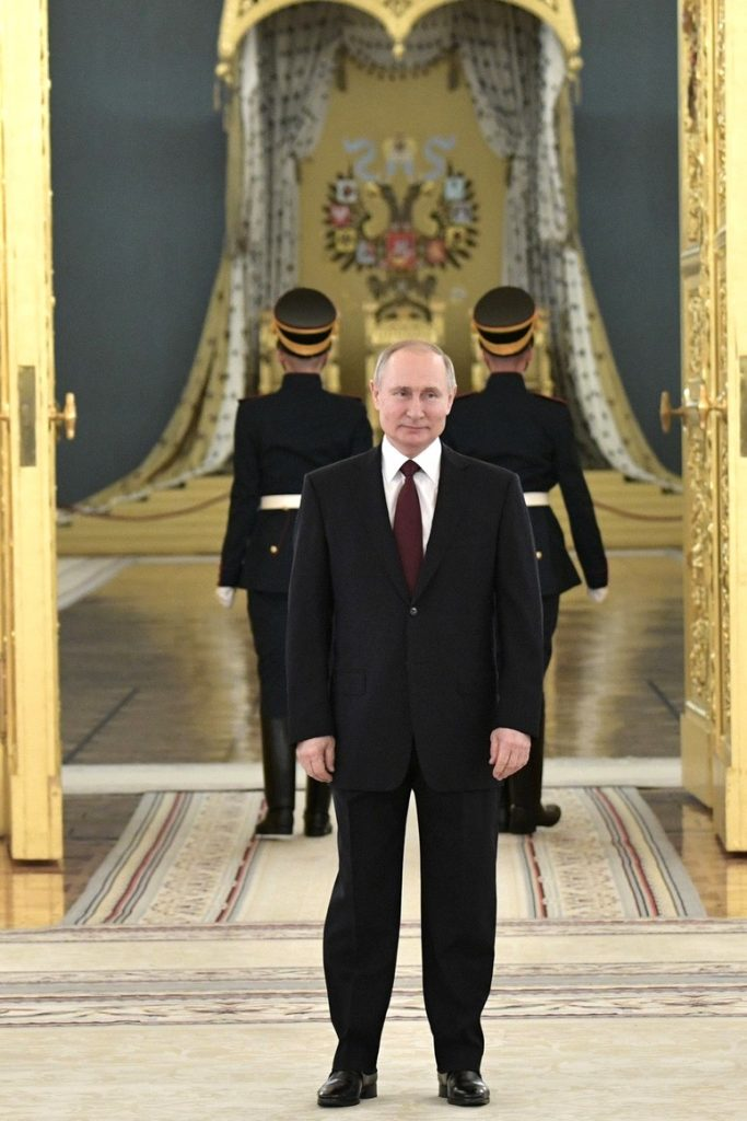 Putin Proposes Enshrining God, Marriage Only Between A Man And A Woman, In Russian Constitution