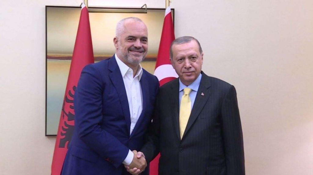 Albania Turns To Erdogan For Help In Fighting Coronavirus Epidemic