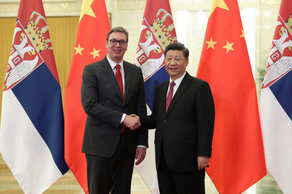 Serbia Blasts EU's Lack of Solidarity, Praises China's 'Brotherly' Support