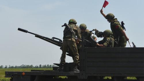 Gun Trucks On The Southern Border