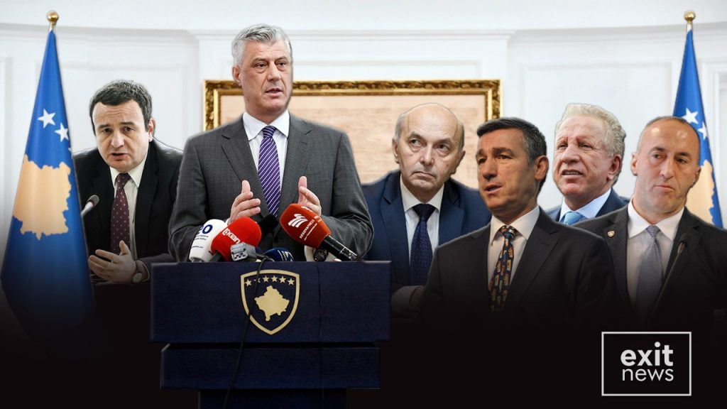 Will Kosovo's Political Establishment's Controversial Push For A New Government Be Successful?
