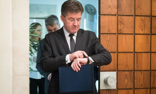 EU Appoints Miroslav Lajčák Special Representative For Kosovo-Serbia Dialogue