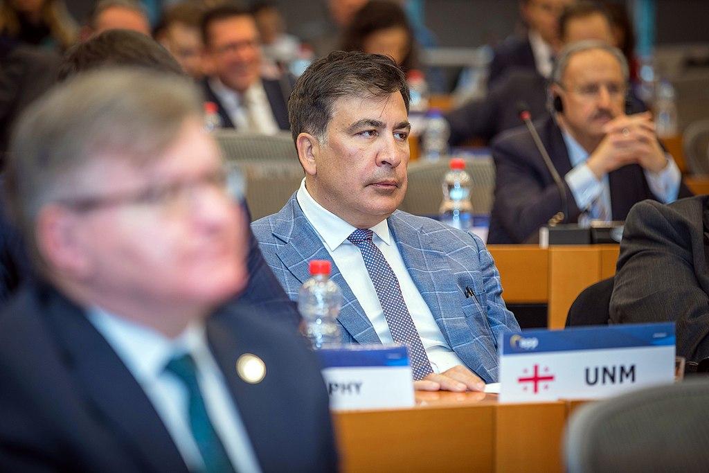 Will Saakashvili Oppose Joe Biden's Interests In Ukraine?