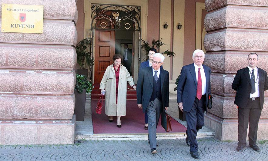 Venice Commission Criticizes Albania's Judicial Vetting Process